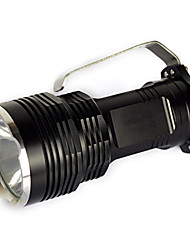 Shocker XM-L T6 LED 2500LM 18650 Hunting Flashlight Torch Lamp Waterproof Light