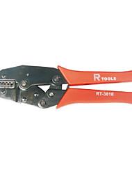 храповик обжимной инструмент RT-301E Европейский рукав типа изолированный терминал плоскогубцы сетевой зажим