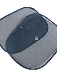 44 * 38 mesh 2pcs Tuch Autoseite Autofenster Sonnenschutz Sonnenschutz