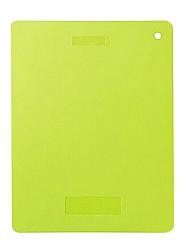 3pcs PP Plastic Flexible Antibiosis Chopping Cutting Board Random Color