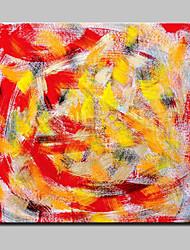 лагер ручной росписью современной абстрактной картины маслом на холсте стены искусства картины для дома капелька кадр готов повесить