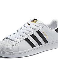 Adidas Originals Superstar Round Toe / Sneakers / Running Shoes / Casual Shoes / Skateboarding Shoes Men's Wearproof White / Black