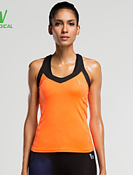 Running T-shirt / Tops Women's Quick Dry / Compression / Lightweight Materials / Sweat-wicking Running Sports Sports Wear