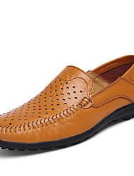 Men's Shoes Cowhide Office & Career / Party & Evening Oxfords Office & Career