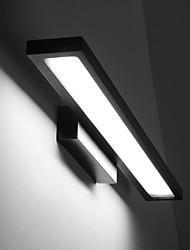 9w ha condotto moderne luci specchio di design, in metallo e acrilico, camera da letto camere Applique bagno
