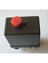 220v однофазный четырехходовой реле давления воздушный компрессор переключатель переключатель управления механическое давление