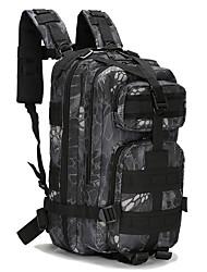 25 L Andere Camping & Wandern Draußen Multifunktions andere PU Leder / Oxford / Terylen