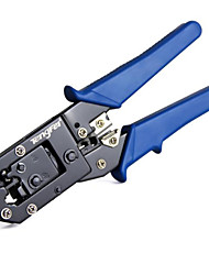 Tengfei Network Pliers Crimping Pliers Strippers Dual Effort Ratchet Network Tools