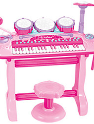 Barbie Fashion Series Keyboard Instruments