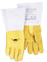 10 a 2750 resistentes al desgaste aislamiento térmico de soldadura eléctrica guantes de protección de seguridad industrial