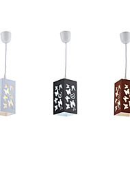 Warm Romantic Butterfly Mini Pendant Lights