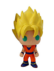 Dragon Ball Son Goku Anime Action Figure Model Toy