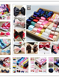 Novice ribbon kit hairpin accessories promotion manual DIY butterfly knot material package