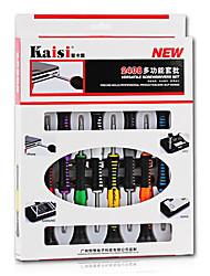 jin kasi multifuncional chave de fenda set combinação manual de reparo do telefone móvel