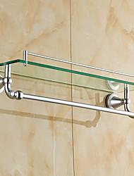 Полка для ванной / Полированная латунь / Крепление на стену /60*15*15 /Медь /Античный /60 15 1.754