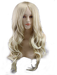 European Blonde Wave Hair Wigs