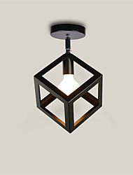 Vintage Loft Ceiling Lamp Light Direction Adjustable Flush Mount lights Entry Hallway Game Room Kitchen light Fixture