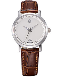 Bestdon® Fashion Vintage Lady Leather Belt  Calendar WaterResistant Casual Watch Fashion Wristwatch