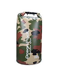30L L Wristlet Bag / Backpack Accessories / Waterproof Dry Bag /HoldallCamping & Hiking / Fishing / Climbing