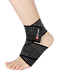 Knöchelbandage Sport unterstützen Leicht / Dehnbar / Schützend / Atmungsaktiv / Einfaches An- und Ausziehen / Offener FerseFitness /