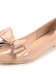 Women's Shoes Flat Heel Pointed Toe Bowtie Flats Shoes More Color Available