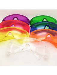volets du travail lunettes incidence du vent et des lunettes de poussière couleur des lunettes étanches