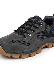 Wandern Herren Schuhe Tüll Grün / Grau
