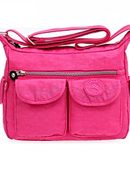 Women Nylon Sports / Casual Shoulder Bag Multi-color