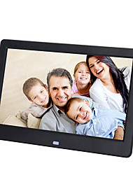 10 inch Digital Picture Frame 1024*600 USB 2.0 with Clock/Music&Movie Play Support 14 Country Languages