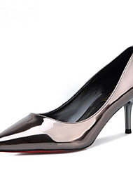 Women's Spring / Fall / Winter Heels / Pointed Toe / Closed Toe Leather Office & Career / Casual / Dress Stiletto Heel Others Multi-color