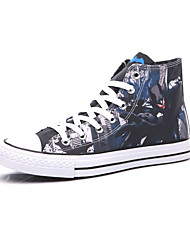 Converse Chuck Taylor All Star Superman Men's Shoes High Canvas Outdoor / Athletic / Casual Sneaker Flat Heel