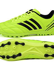 Men's Shoes Synthetic Athletic Shoes Soccer Lacing Green / Black / Blue / White