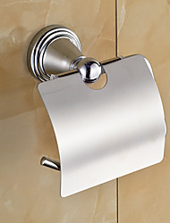 Toilet Paper Holder / Polished Brass / Wall Mounted /20*10*20 /Brass /Antique /20 10 0.384