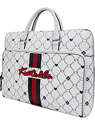 Kate&Co.® Girl's Fashion Cute Laptop Bag briefcase