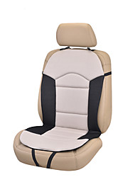 1pcs Fauxveloursleder Unterstützung universell integrierte Sitzpolster-Set Paket