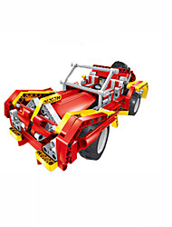 Building Blocks For Gift  / / Education Toys For Kids 1 ABS RED
