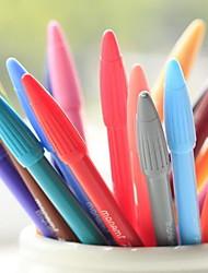 corée du sud couleur de papeterie stylo neutre fournitures scolaires gouachebrush