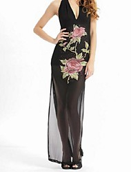 Women Chemises & Gowns / Ultra Sexy Nightwear,Lace / Polyester