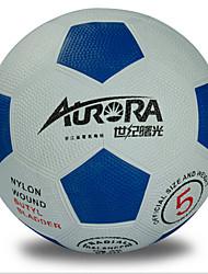 Soccers(Branco / Azul,Borracha)