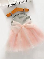 A children's summer 2016 on behalf of Korean children's skirt female baby dress baby princess dress.