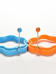 1 Creative Kitchen Gadget Silicone Set d'Ustensiles de Cuisine