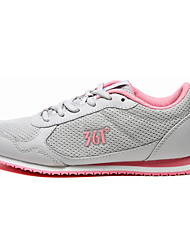 361°® Running Shoes Women's Anti-Slip Anti-Shake/Damping Breathable Ultra Light (UL) Air Mattresses/Air Shoes Leatherette Running/Jogging