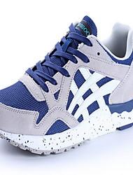 other Zapatillas de Running Unisex A prueba de resbalones Anti-Shake Rendimiento Tobillo Bajo Poliéster Látex Caucho Jogging