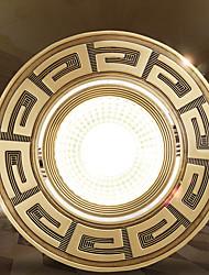 5 Прожектор ,  Винтаж Латунь Особенность for Конструкторы Металл Гостиная Кабинет/Офис