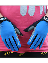 The Summer Sun Refers To All Silk Gloves For Motorcycle Riding Electric Car Tactical Outdoor Sunshade Gloves