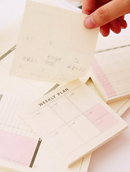 ARC013 Tear Study Work Memo Pad