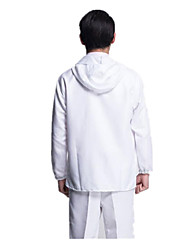 Food White Overalls Suit Factory Work Clothes Clean Clothes High-End White