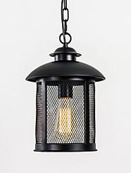 Retro Contracted Metal Loft Pendant Lights, Industry Living Room Dining Room Garage Kitchen light Fixture