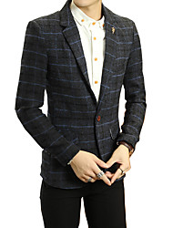Autumn/new/man/fashion/coat/leisure/long/suit/han edition NSCQ-XZ-DZ-3603