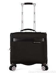 Unisex Oxford Cloth / Glitter Outdoor Luggage Purple / Brown / Black